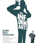 The movie poster for the Informant