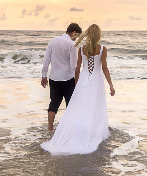trash the dress no litoral realizado por Bliss fotografia.