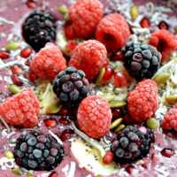 Antioxidant Smoothie Bowl