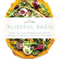 Blissful Basil Cookbook Cover Reveal