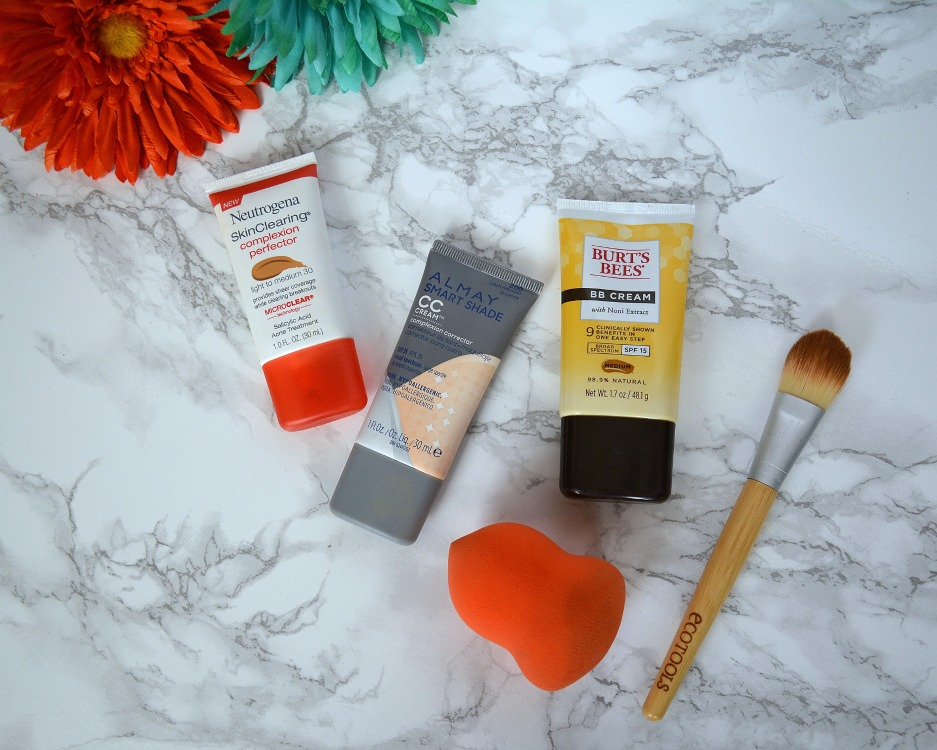 Summer Foundations- Since summer is among us and my skin tone is getting a little darker, I thought it was a perfect time to test out some new drugstore bb creams and cc creams. I love lighter foundations in the summer because it doesn't feel like it is weighing down my face. There are definite hits and misses here, so see which foundations I love the most!