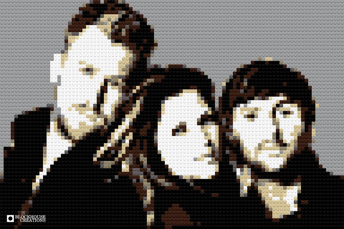 100 Days of Mosaics – Day 47 – Lady Antebellum