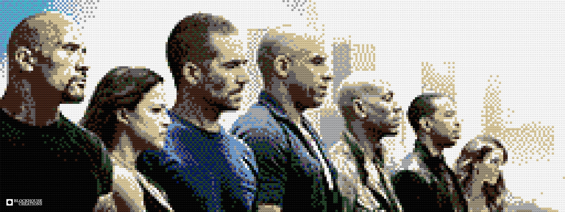 100 Days of Mosaics – Day 74 – Furious 7