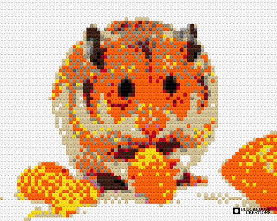 100 Days of Mosaics – Day 80 – A Hamster