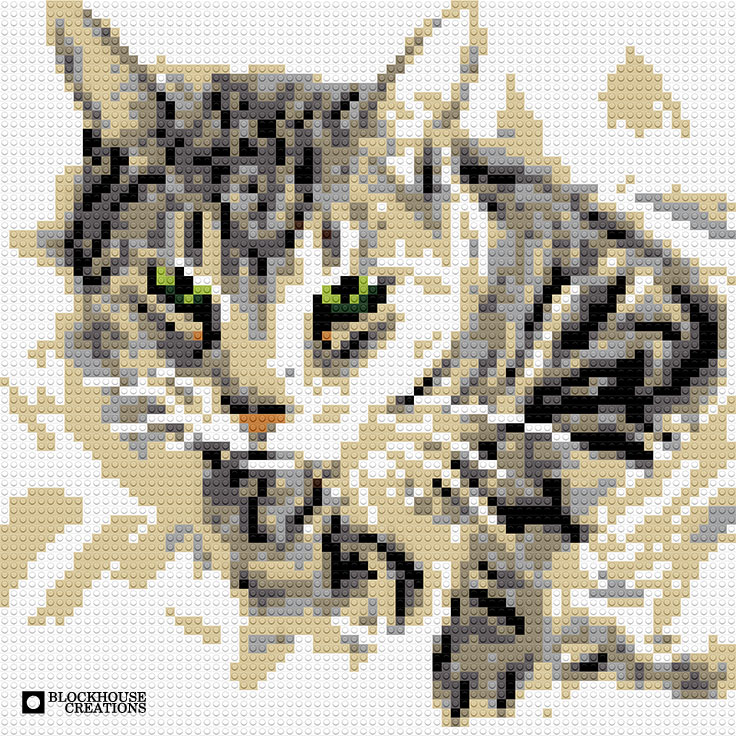 100 Days of Mosaics – Day 81 – Volunteer 12, Charlie