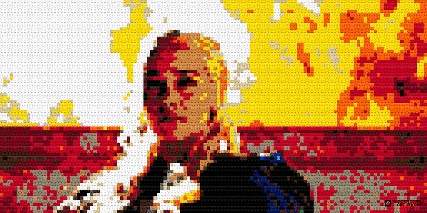 100 Days of Mosaics – Day 82 – Emilia Clarke