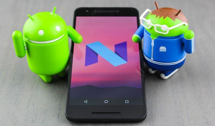 Android 7.0 Nougat désormais disponible en France