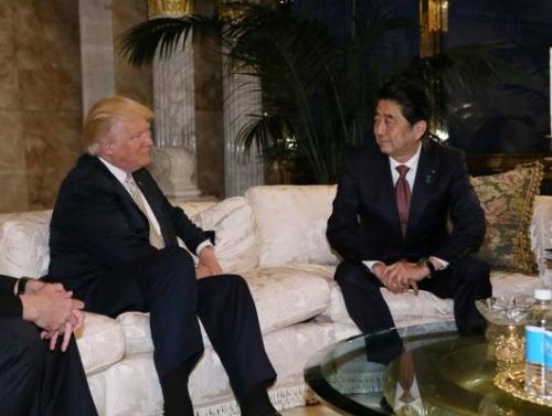 安倍晋三首相、TPPの消滅回避に向けて主導力を発揮 … 参加12カ国の首脳に対し国内手続きを進めるよう強く訴え