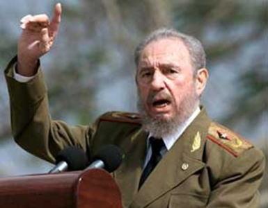 フィデル・カストロ氏死去=90歳、キューバ革命の英雄