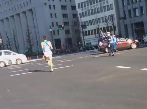 箱根駅伝 関東学生陸上競技連盟 日比谷交差点 神奈川大学 交通規制