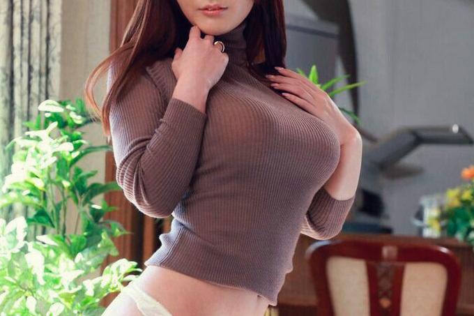 乳の暴力こと着衣おっぱいのエロ画像 part19