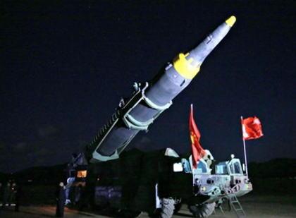 グアム アメリカ ガイドライン 北朝鮮 核ミサイル 金正恩
