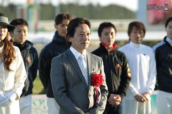 【競馬】 さらばアンカツ!安藤勝己騎手(52)、引退式で胴上げ かわいすぐる娘も登場(画像あり)