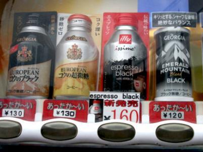 缶コーヒー、現在のトレンドはちょっと大きいボトルタイプ … 「キャップが再度閉められる」「香りがよい」