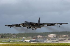 【速報】アメリカの爆撃機が中国の防空識別圏内を飛行