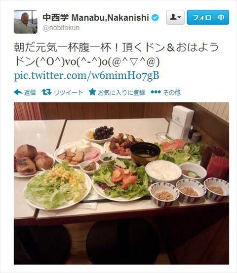プロレスラーの食事wwwwww