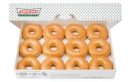 26日限定!クリスピー・クリーム・ドーナツ、ドーナツ1箱購入でもう1箱プレゼント