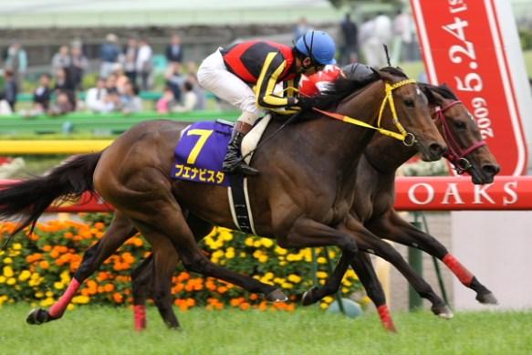 【競馬】ブエナビスタ(牝7)、昨春に初子を流産していた