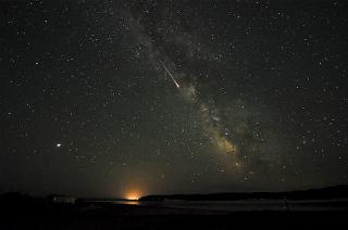 【宇宙】ただ今、オリオン座流星群ピークのお知らせ