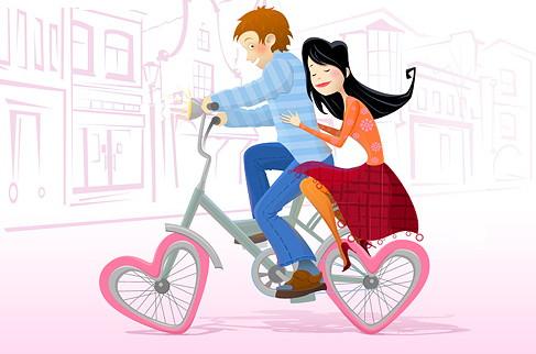 【ずうずうしい?】自転車通学中に知らない女の子に「ねえ、後ろ乗せて!」と言われたことがある