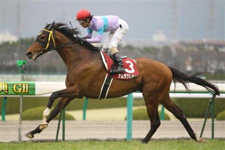 【競馬】 ナムラクレセントの凋落ぶりが切ない…