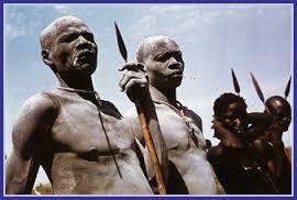 世界最強の人間って絶対アフリカかどっかの部族の奴だよな・・・・・・