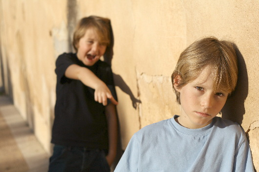 いつもおとなしいいじめられっ子が怒り狂った理由