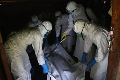 【悲報】今後60日で人類とエボラの勝敗が決まる… 国連幹部「失敗すれば人類は敗北」