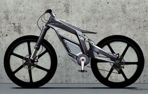 【画像あり】アウディから出た自転車が糞かっこいい件