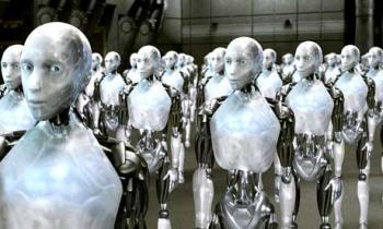 ロボット工学三原則下でロボに人類滅亡させるには?