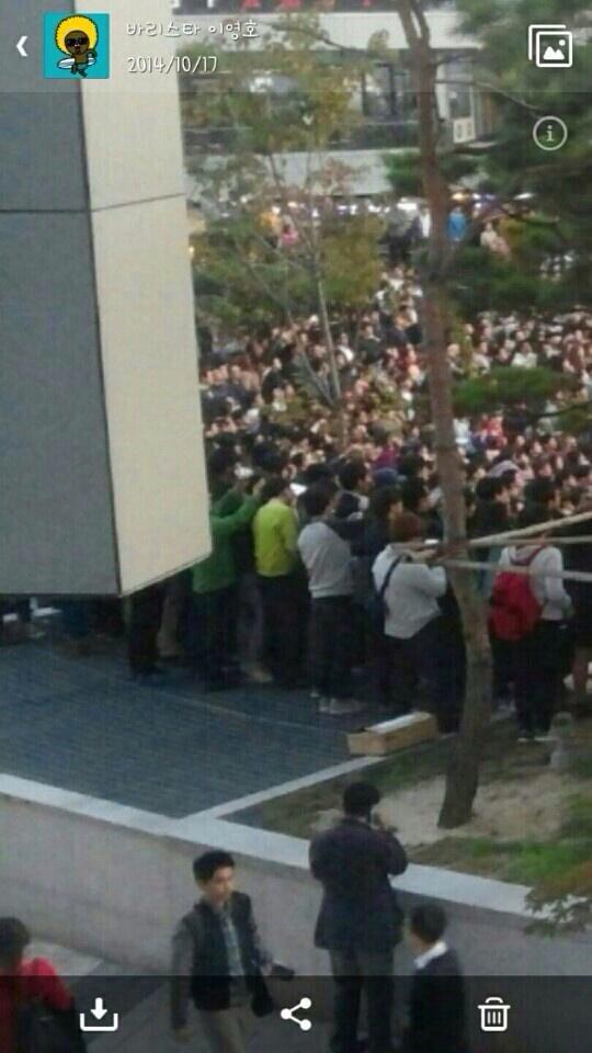 【衝撃画像】韓国の排気口転落事故の画像がヤバいwwwwwwwwwwwwww