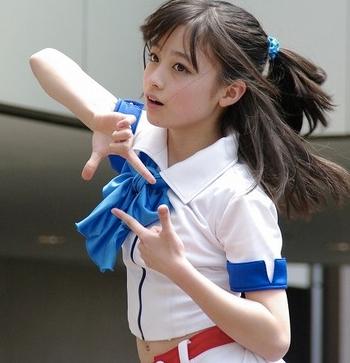 【画像】1000年に1人の美少女、橋下環奈ちゃんの天使すぎる画像貼ってけ