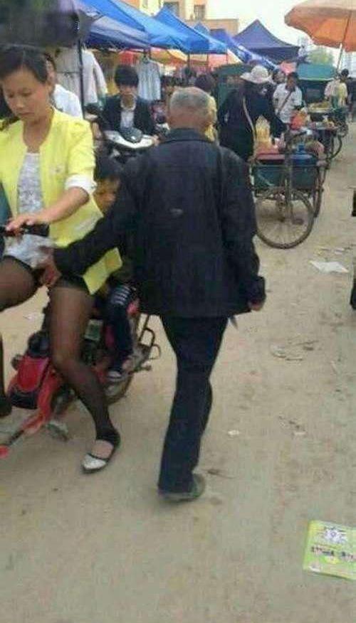 【画像】中国の痴漢が凄すぎると話題にwwwwwwwwwwww
