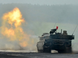 戦車が現れ始めた頃の戦争ってどうやって戦車に対抗してたの?