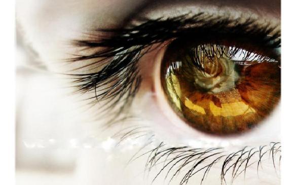 同じ明るさの場所にいても人によって瞳孔の開き具合が違う