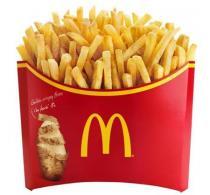マクドナルドの『メガポテト』が正式発表…一部店舗で5月17日から先行発売開始