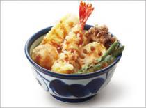 天丼って天ぷらじゃなくてタレで飯食ってるようなもんだな