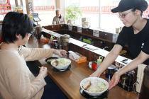「ラーメン二郎」を意識した二郎系ラーメンを提供する店が富山県内で増えている