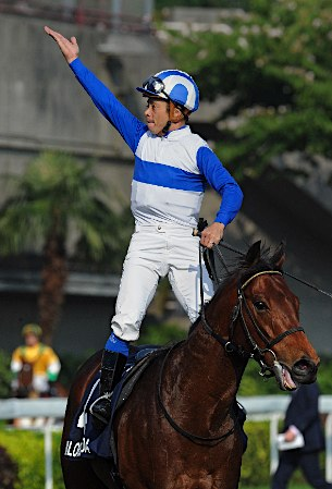 【競馬】 岩田「世界の走りを見てもらいたい」 【安田記念】