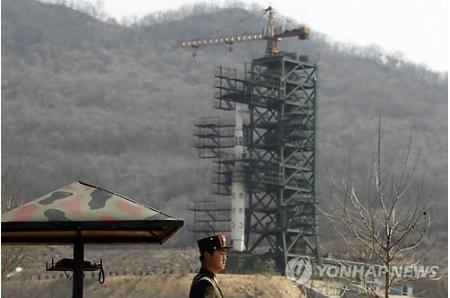 北朝鮮 10~22日までに南方へ「実用衛星」と称した弾道ミサイルの発射を予告