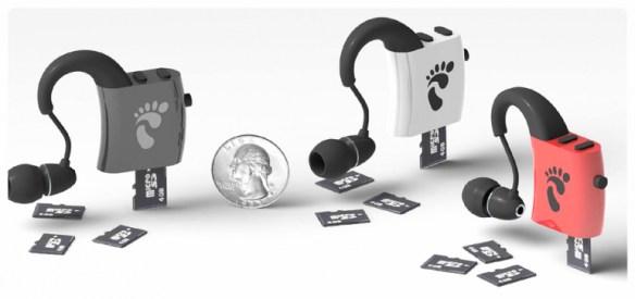【画像】 コインより小さい! 極小MP3プレーヤー「ITreq」が登場。