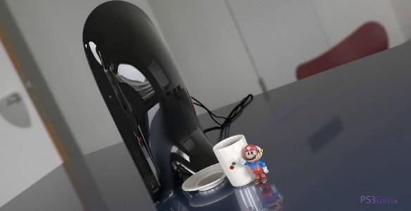 PS4の本体画像キタ━━━━(゚∀゚)━━━━!!