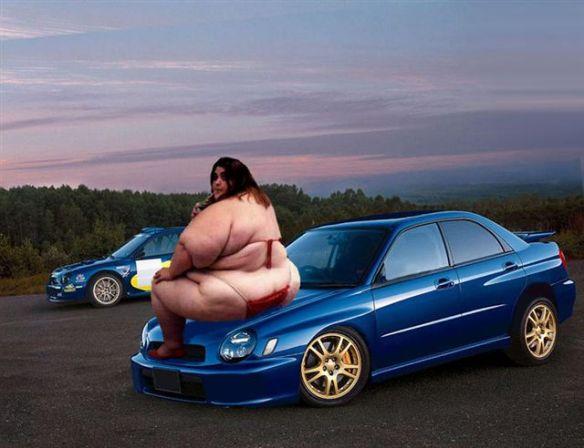 ただの太った人と妊婦さんってどう見分ければいいの