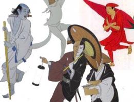 【画像あり】江戸時代の庶民がくっそ楽しそうでワロタよ