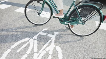 自転車に当て逃げされたので追跡して家に行ってみた