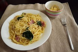 電動ドリルでスパゲティを食べると、便利