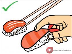 タイで紹介された『日本人に恥じない寿司の食べ方のマナー』