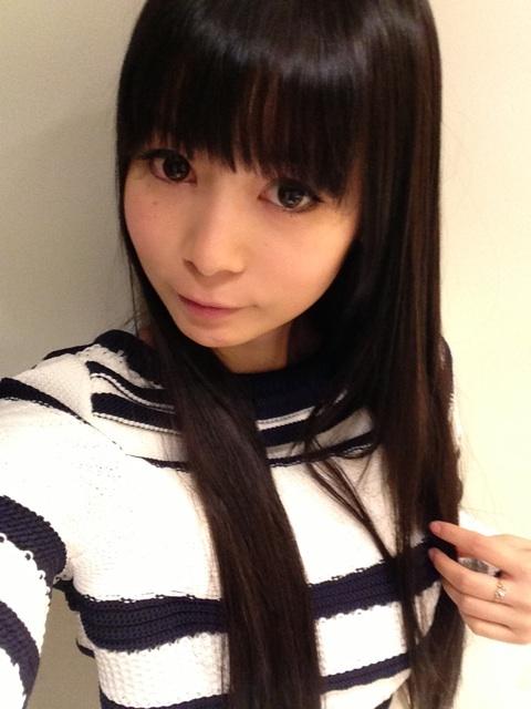 【画像】中川翔子さんが黒髪にした結果wwwwwwww