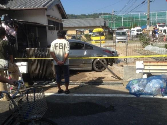 【悲報】京都の小学生にDQNが車で突撃した事件でアメリカがブチ切れてる件