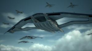 飛行空母って今の技術で作れないの?